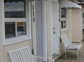 Fort Motel, Fort Macleod