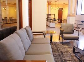 Waliki Grand Salar Hotel