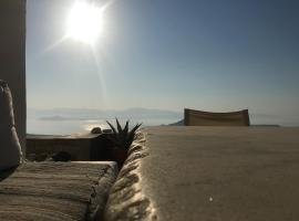 Sea View Traditional Paros Island Villa