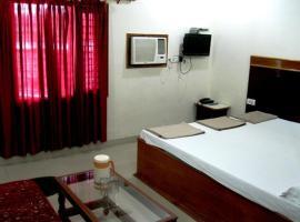 Hotel Ajay International, Агра (рядом с городом Nagla Dhīmar)