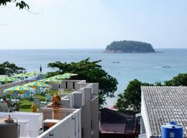 Kata Beachwalk Hotel and Bungalows