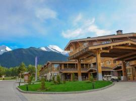 Private apartment in the Golf Resort of Pirin