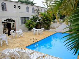 Hotel Pousada da Serra, Tiradentes (Águas Santas yakınında)