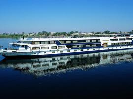 SUNRISE Select MS Terramar - each Saturday from Luxor - Tuesday from Aswan