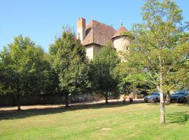 Chateau de Tigny, Pouilly-sous-Charlieu (рядом с городом Saint-Nizier-sous-Charlieu)