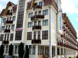 Hotel Diana, Bistriţa