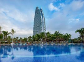 Atlantis Sanya(Unlimited access to Water park and Aquarium)