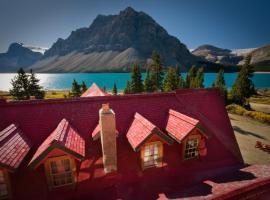Num-Ti-Jah Lodge, Lake Louise
