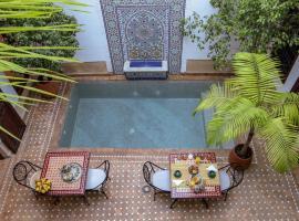 Riad Clefs d'Orient