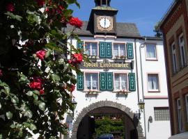 Hotel Lindenwirt, Rüdesheim am Rhein