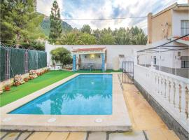 Five-Bedroom Holiday Home in Cieza