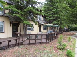 Crandell Mountain Lodge, Waterton Park