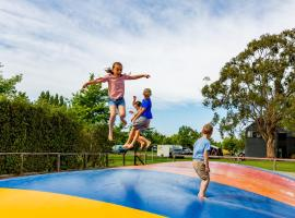 Christchurch TOP 10 Holiday Park