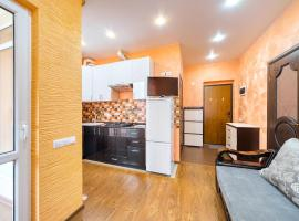 Apartment on Rugeynaya 47 Olympic Park