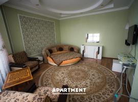 """Apartamenty v """"Garden Residence"""""""