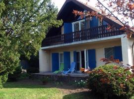 Möwe Apartman, Balatonakarattya (рядом с городом Balatonfőkajár)