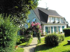 Chambres d'hôtes Les Vallées, Сен-Кентен-сюр-ле-Ом (рядом с городом Poilley)
