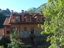 Apartamentos Rurales Buenamadre, El Coto (Pola de Somiedo yakınında)