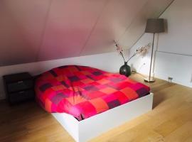 Vierdaagse slaapplaatsen (4-6 personen)
