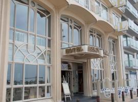 Hotel Beach Palace, Blankenberge