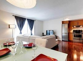 Bleury Furnished Apartments, Montreal