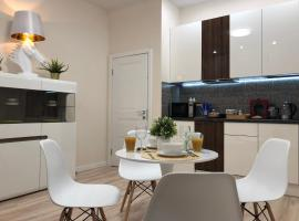 Polo Apartments near Spartak Stadium and Crocus Expo