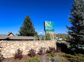 Quality Inn near Rocky Mountain National Park