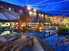 Swiss-Belhotel Kendari, Kendari (рядом с городом Pipulu)