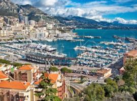 Chambre Love Luxe Monaco