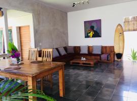 BALI CLIFF villa