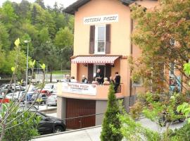 Osteria Pozzi, Agno (Vernate yakınında)