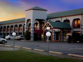 Americas Best Value Inn San Antonio - AT&T Center/Fort Sam Houston