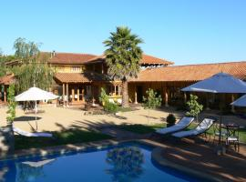 Hotel Posada Colchagua, Santa Cruz