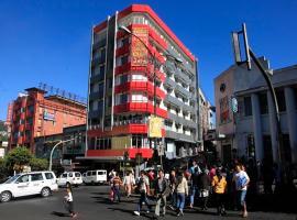City Center Hotel, Baguio