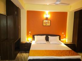 GreenDot Hotel & Restaurant (Pure Veg)