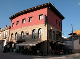 Hostal Suetxe, Los Arcos (рядом с городом Mues)