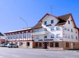 Hotel Linde-Sinohaus
