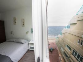 Apartamento playa de las canteras