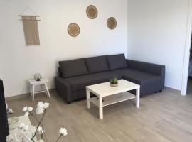 Apartamento Torre Cervantes, moderno, luminoso, a 5 min de la Playa