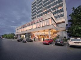 Hotel Kladno, Kladno (Rozdělov yakınında)