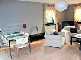 Atmospheric Two-level Apartment in Krakow