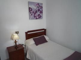 Hostal Residencia Ponte Vella, Lugo (Nadela yakınında)