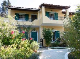 Yiannis Apartments Agios Georgios Pagoi Corfu
