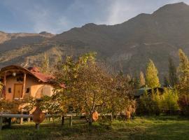 Cascada Lodge Cajon del Maipo