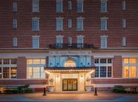 The George Washington - A Wyndham Grand Hotel
