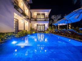 Hoi An Silverbell Villa