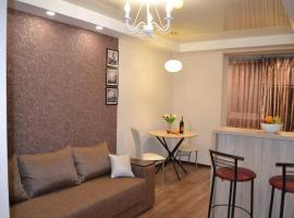 Apartment near Airport Nyutona 110