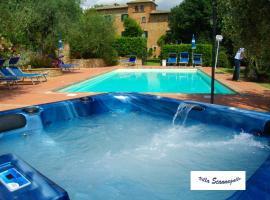 Villa Scannagallo, 푀아노델라키아나