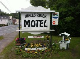 Wells River Motel, Wells River