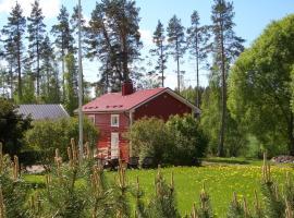 Kalliomajat, Ylivalli (рядом с городом Hulkonmäki)